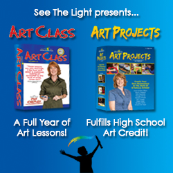Art Classes for Homeschoolers